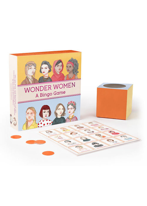 Ratatouille - Wonder Woman Bingo