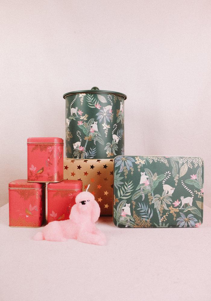 &Klevering - Candle Poodle Pink