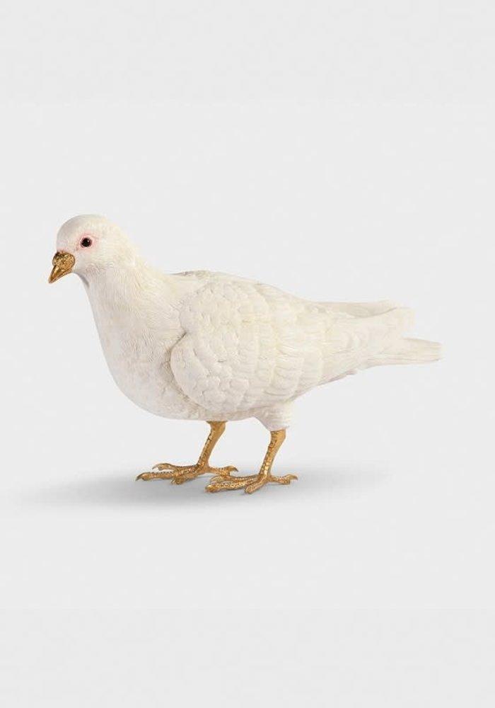 &Klevering - Coinbank Pigeon White