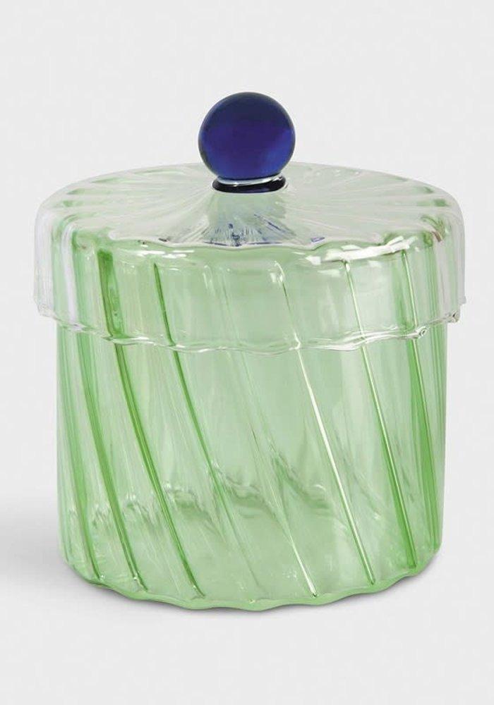 &Klevering - Jar Spiral Green
