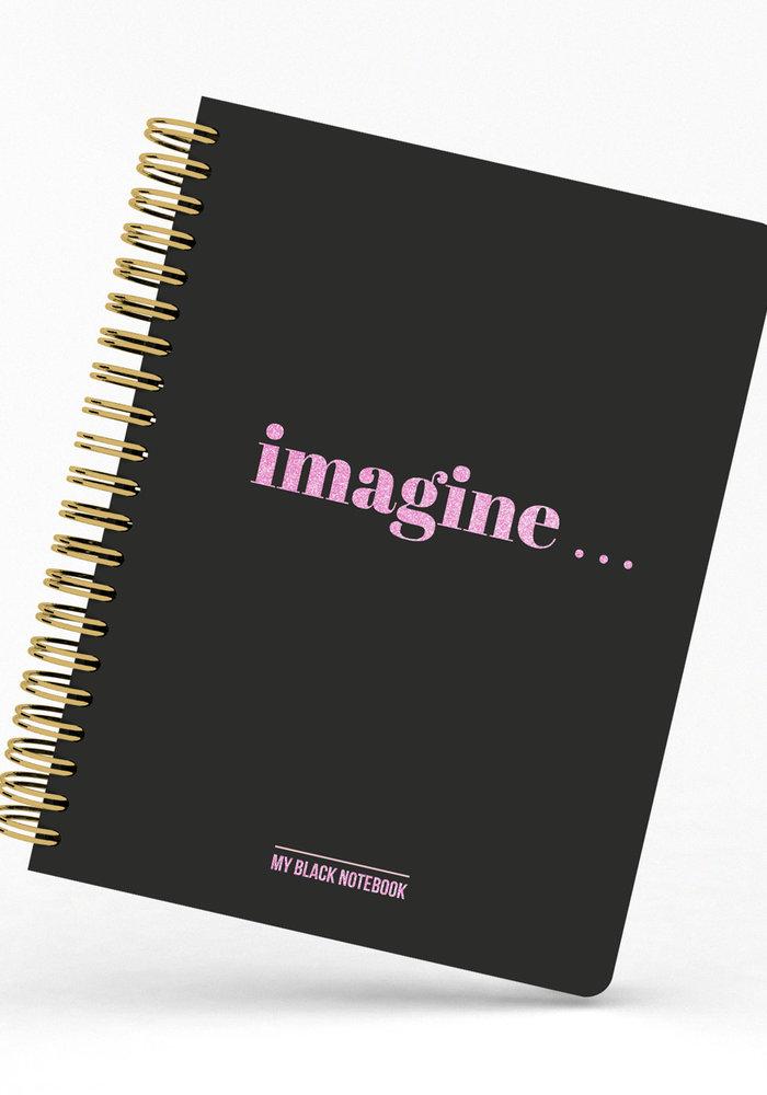 Ratatouille - Black Note Book