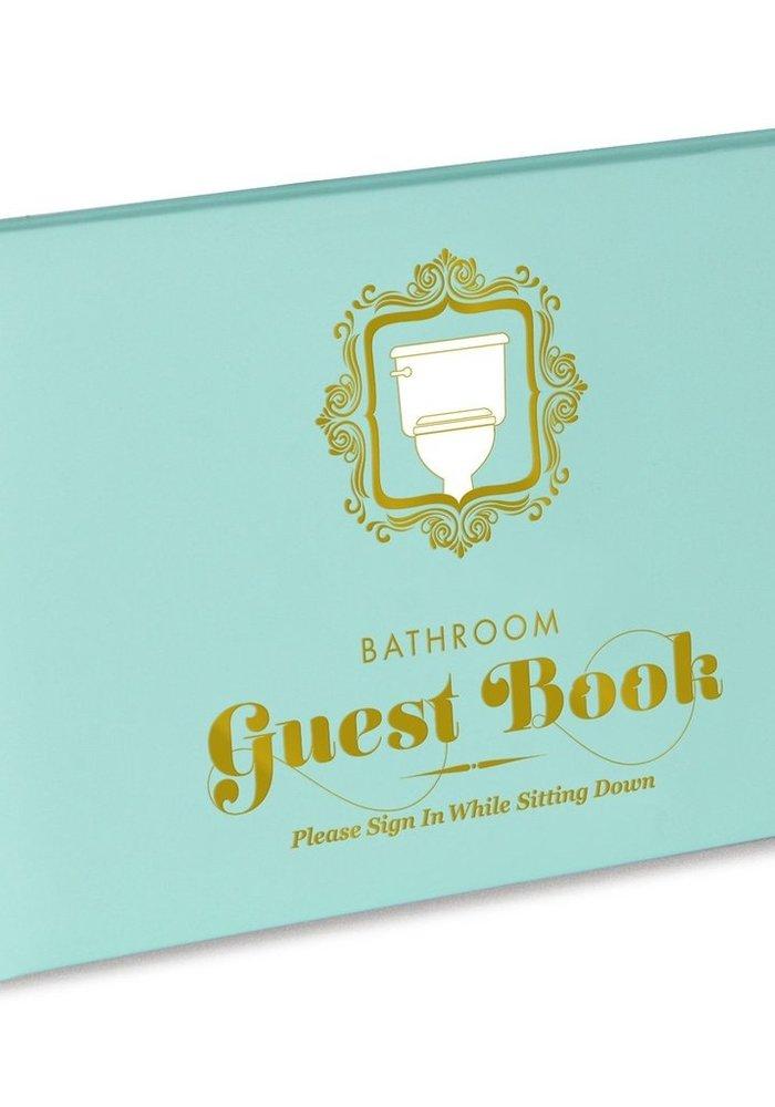 Ratatouille - Bathroom Guestbook