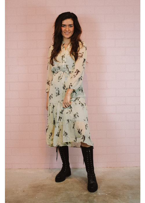 Ichi - Celeste Dress