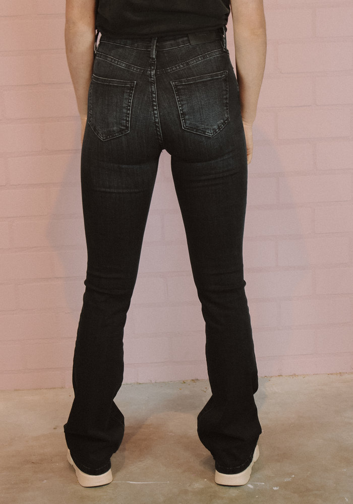 Homage - Flared Jeans Dark Blue