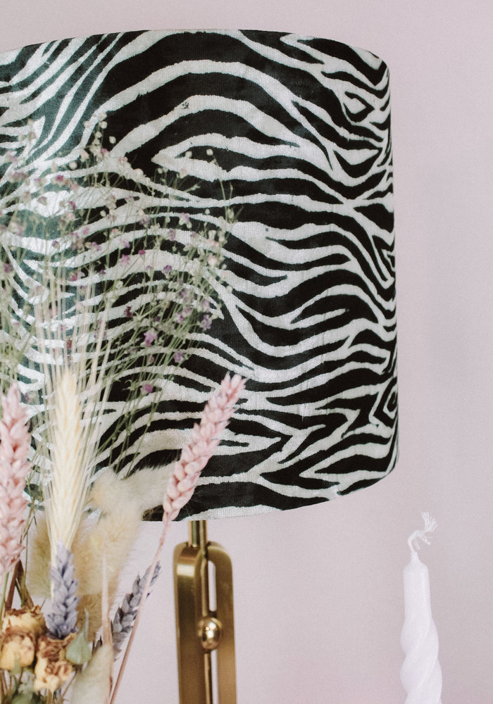Ratatouille - Lampenkap Zebra