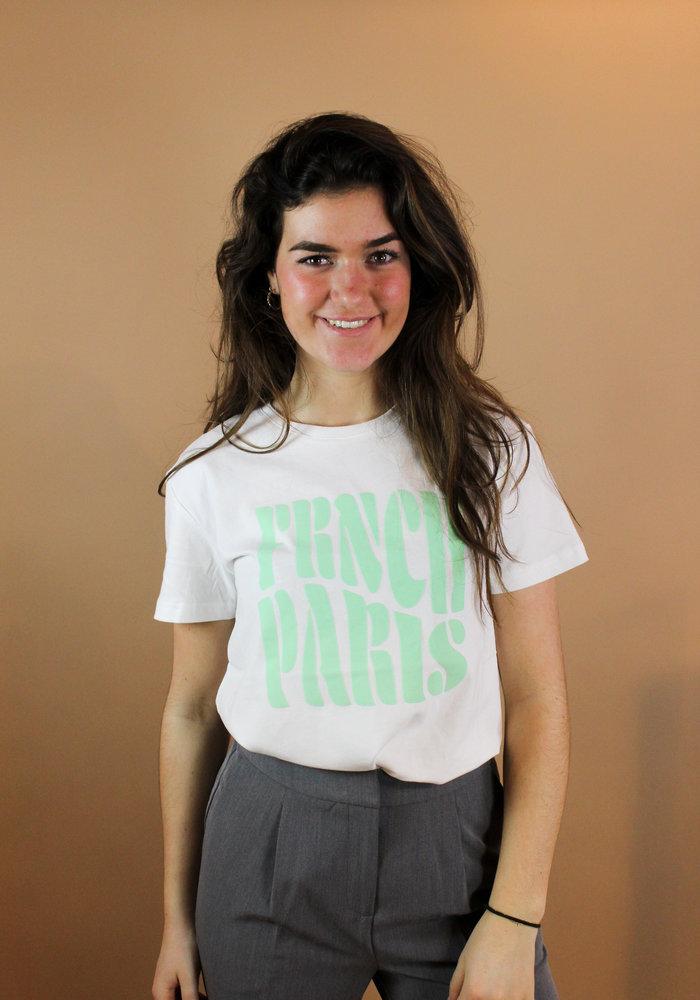FRNCH - T-Shirt Chirita Blanc