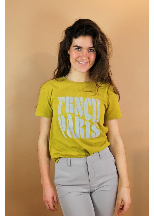 FRNCH FRNCH - T-Shirt Chirita Ocre