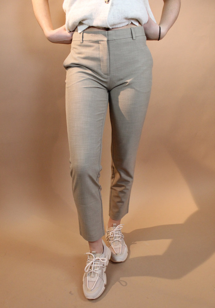 Five Units - Kylie Crop Chinchilla Melange Jeans