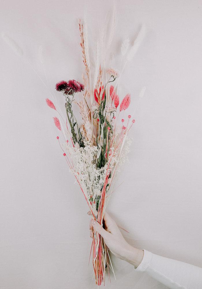 Ratatouille - Droogboeket Happy Spring Pink