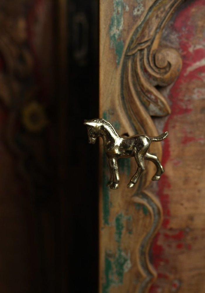 Doing Goods - Spirit Horse Knob Left