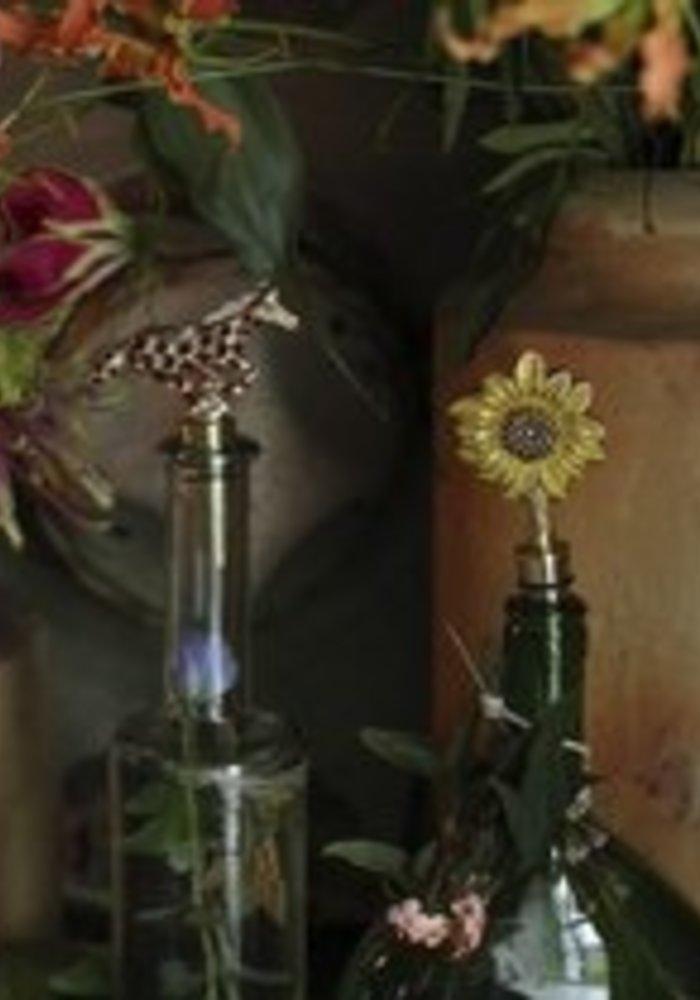 Doing Goods -Sunny Sunflower Bottle Stopper