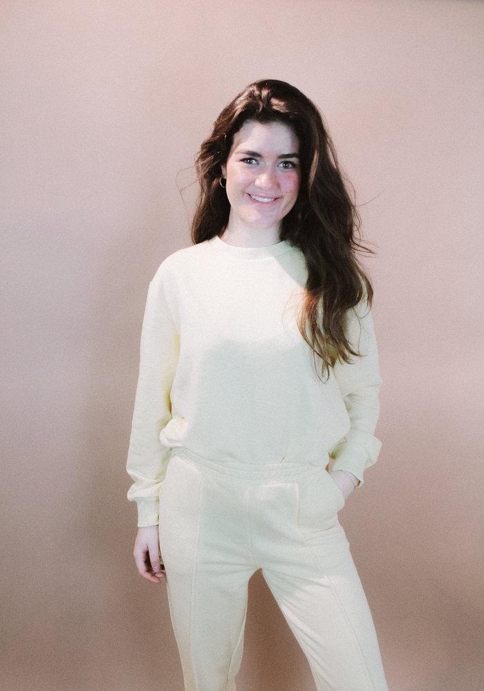 NAKD - Basic  Sweater Yellow