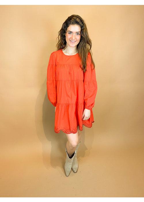 Harper & Yve Harper & Yve - Frederique Dress Red