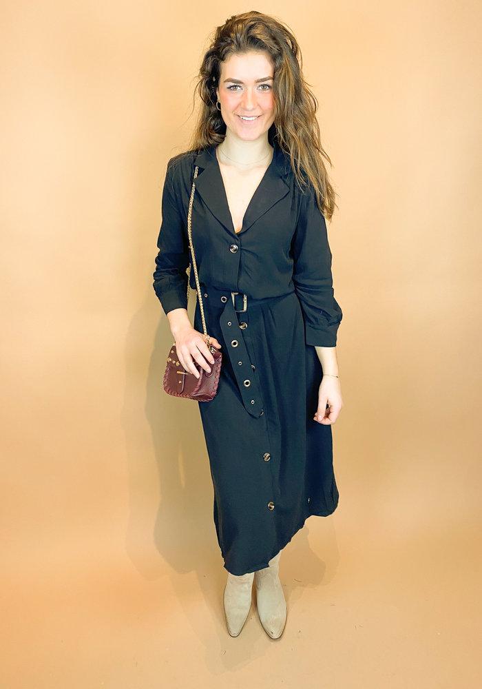 Harper & Yve - Hayli Dress Black