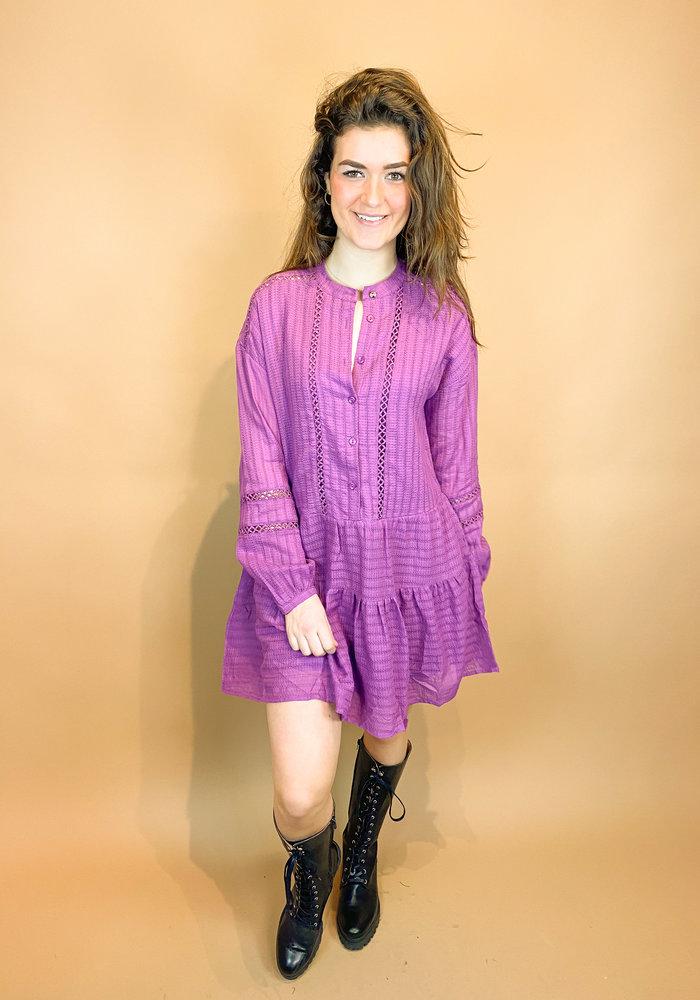Harper & Yve - Yessie Dress Violet