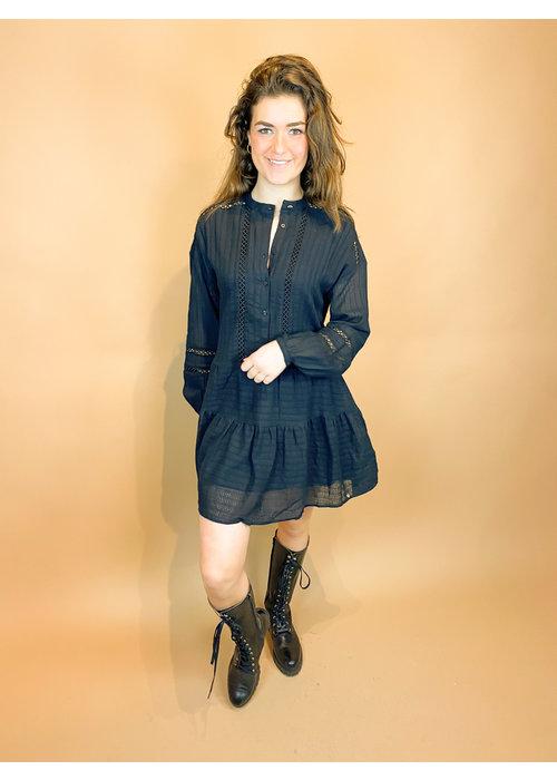 Harper & Yve Harper & Yve - Yessie Dress Black