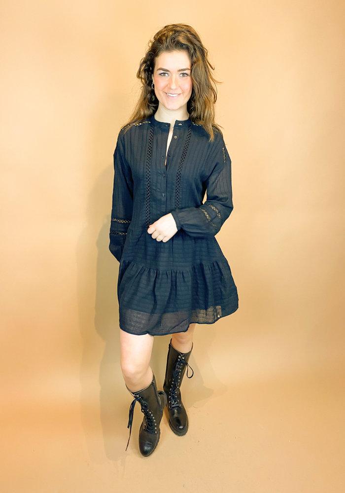 Harper & Yve - Yessie Dress Black