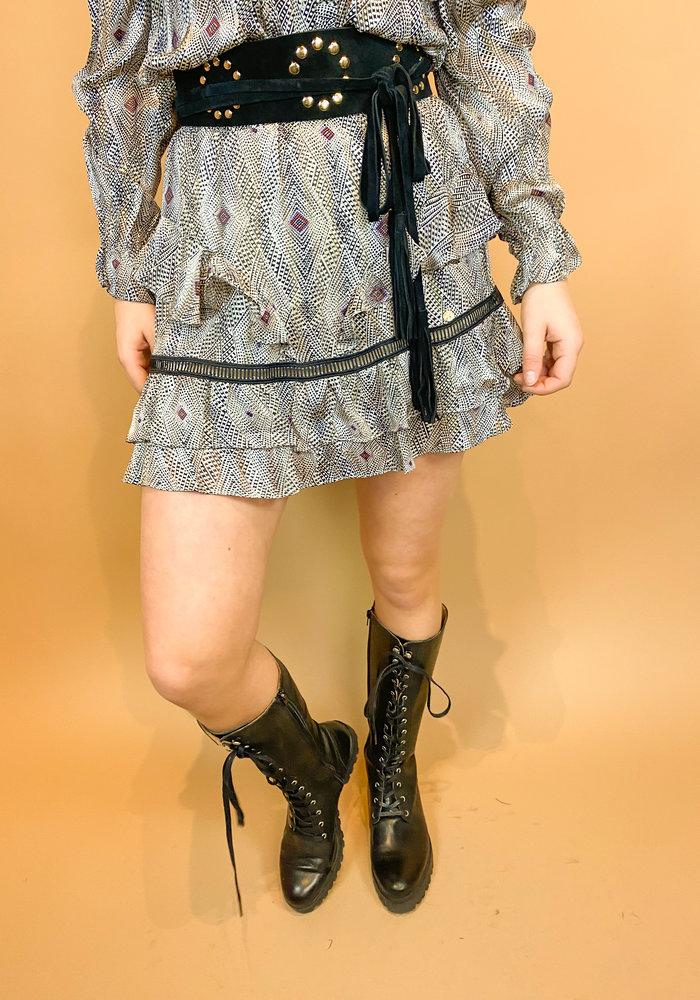 Harper & Yve - Yael Skirt Black