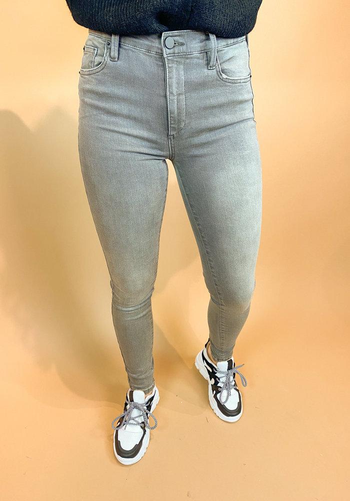 Homage - Jagger - Skinny Jeans - Mid Grey