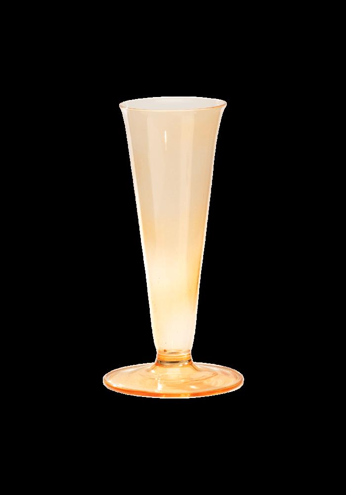 Anna + Nina - Small Vase Sunset Orange