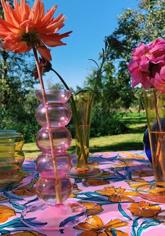 Anna + Nina - Small Vase Fiesta Pink