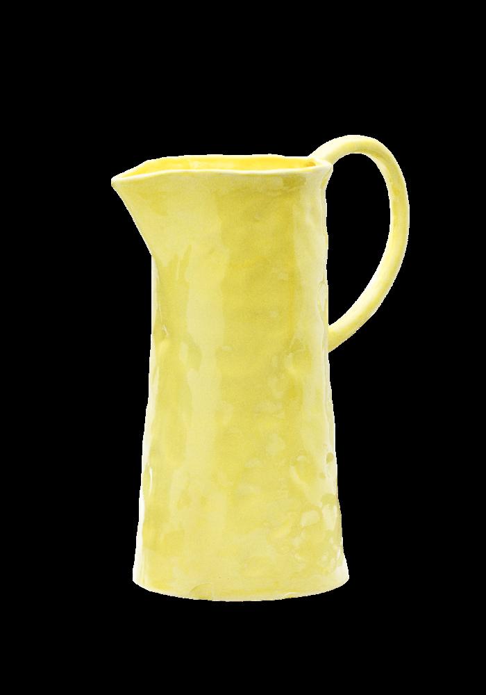 Anna + Nina - Carafe Lemonade Yellow