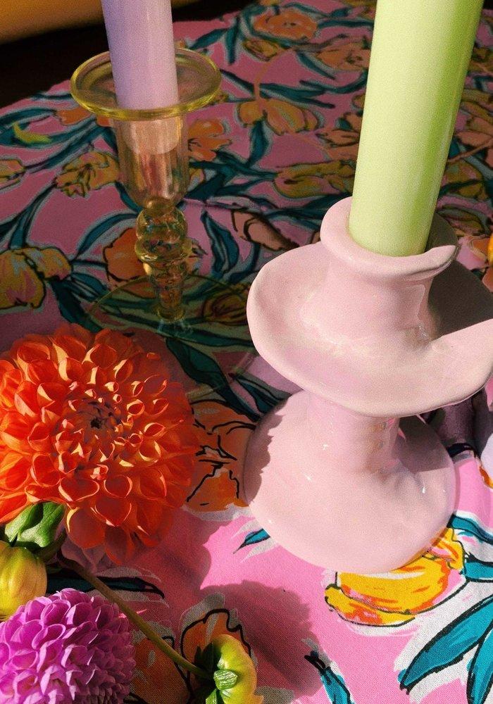 Anna + Nina - Candle Holder Blush Pink Small