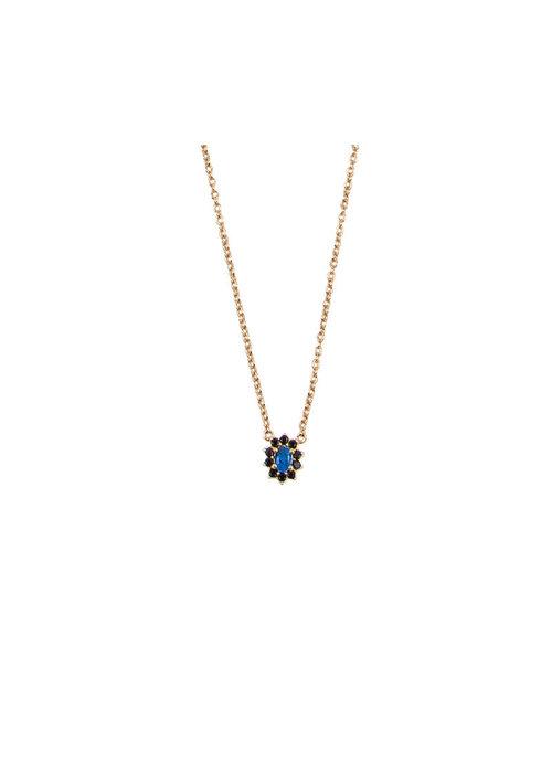ALL THE LUCK IN THE WORLD All The Luck In The World - Amour Flower Dark Blue