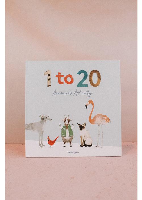 1 to 20 animals aplenty