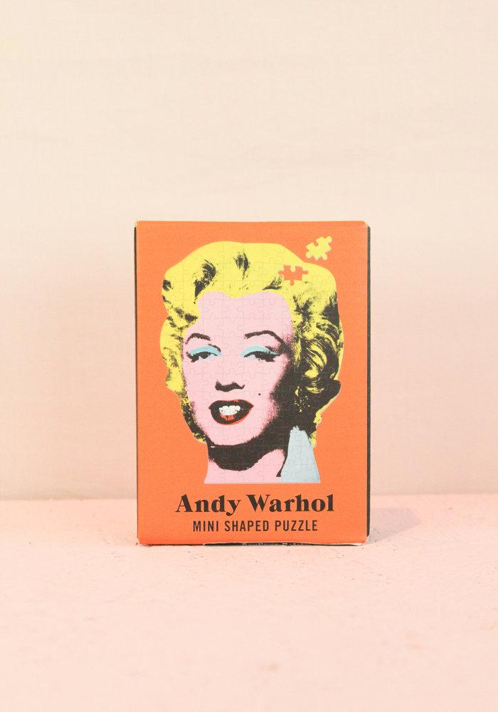 Decadence - Warhol Marlyn Puzzle