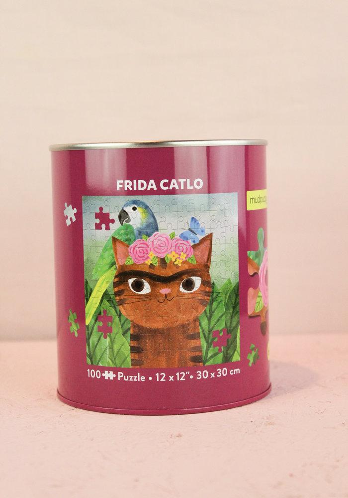 Decadence - Puzzle Tin Frida Catlo