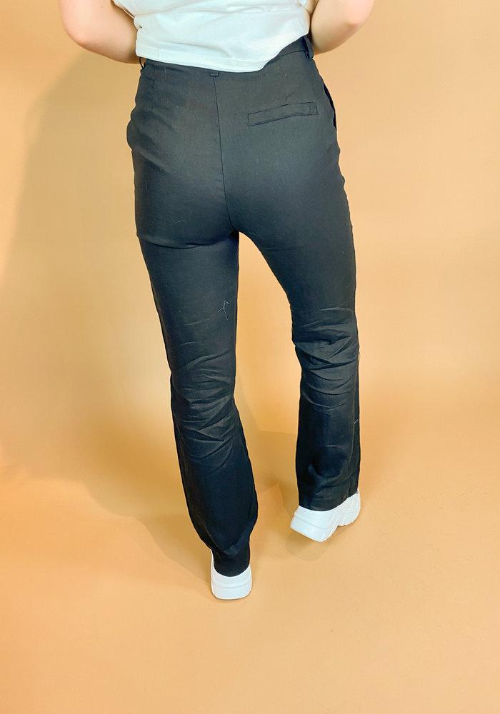NAKD - Flared Linen Pants