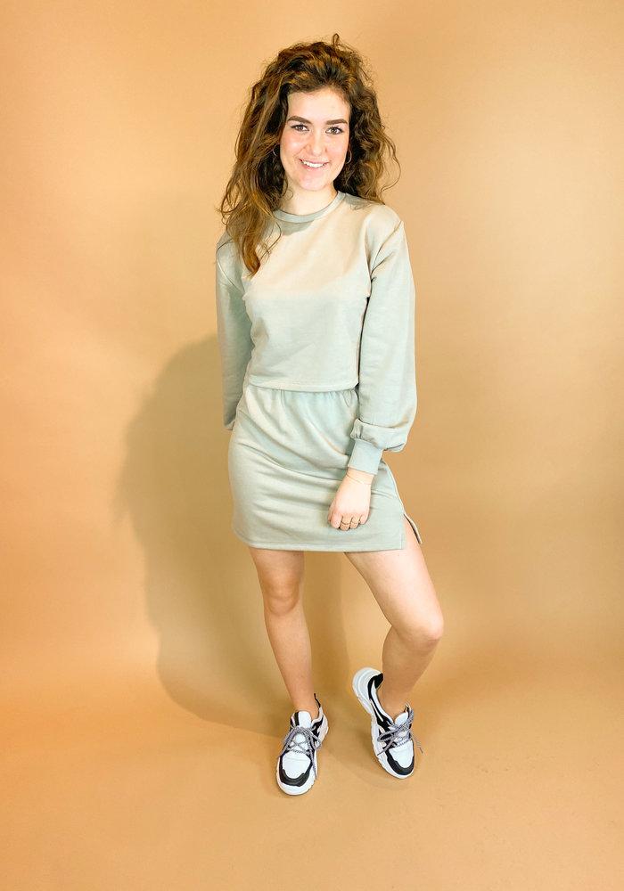 NAKD - Mini Sweat Skirt