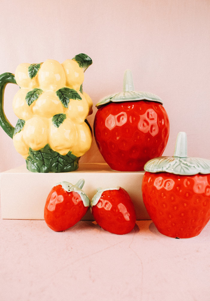 &Klevering - Jar Strawberry  Small