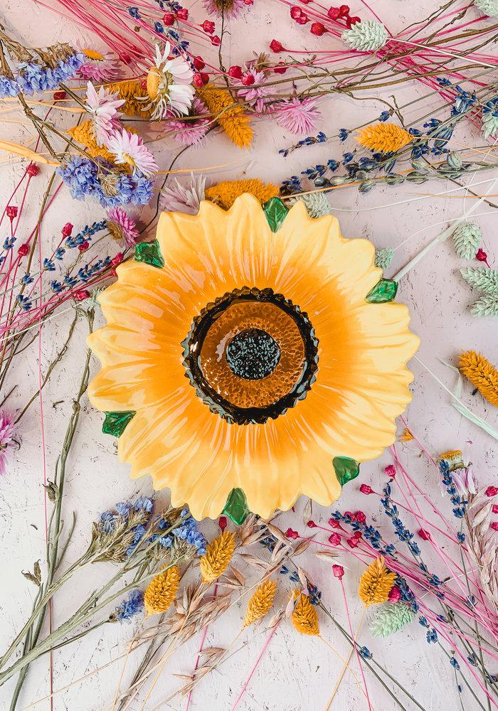 &Klevering - Bowl Sunflower