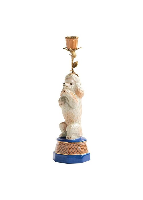 &Klevering Candle Holder Poodle