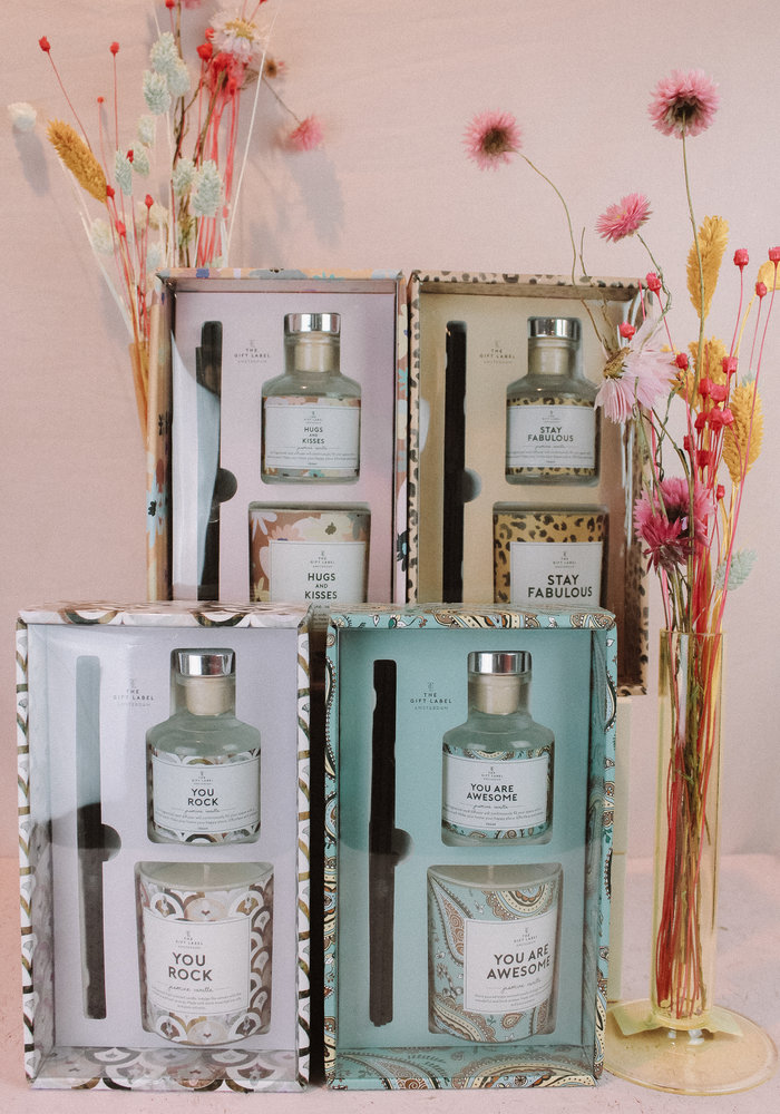 The Gift Label - Gift Box Stay Fabulous