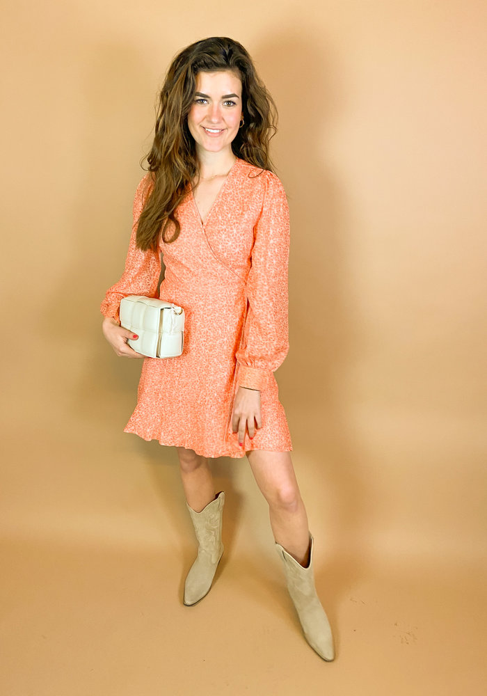 Freebird - Bora Orange Dress
