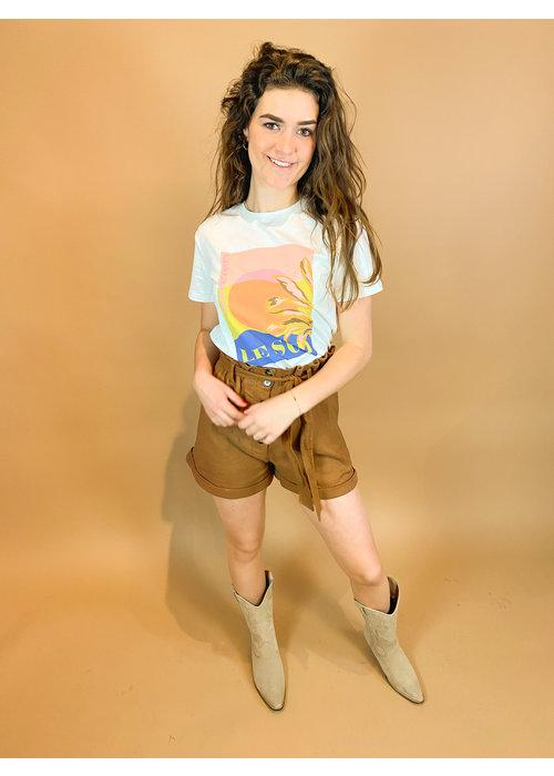 FRNCH FRNCH - Tshirt Chelone