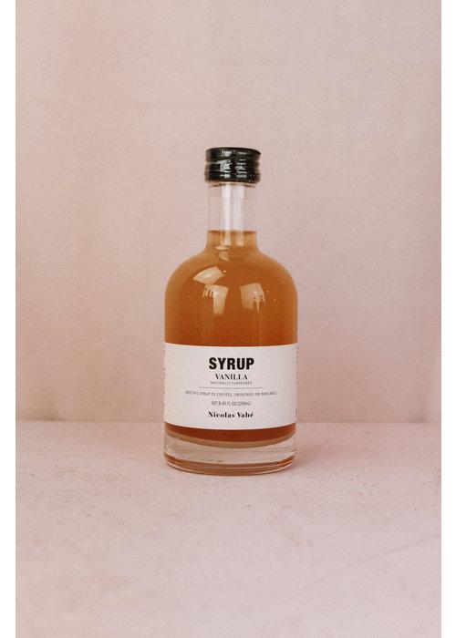 Nicolas Vahe Nicolas Vahe - Syrup Vanilla