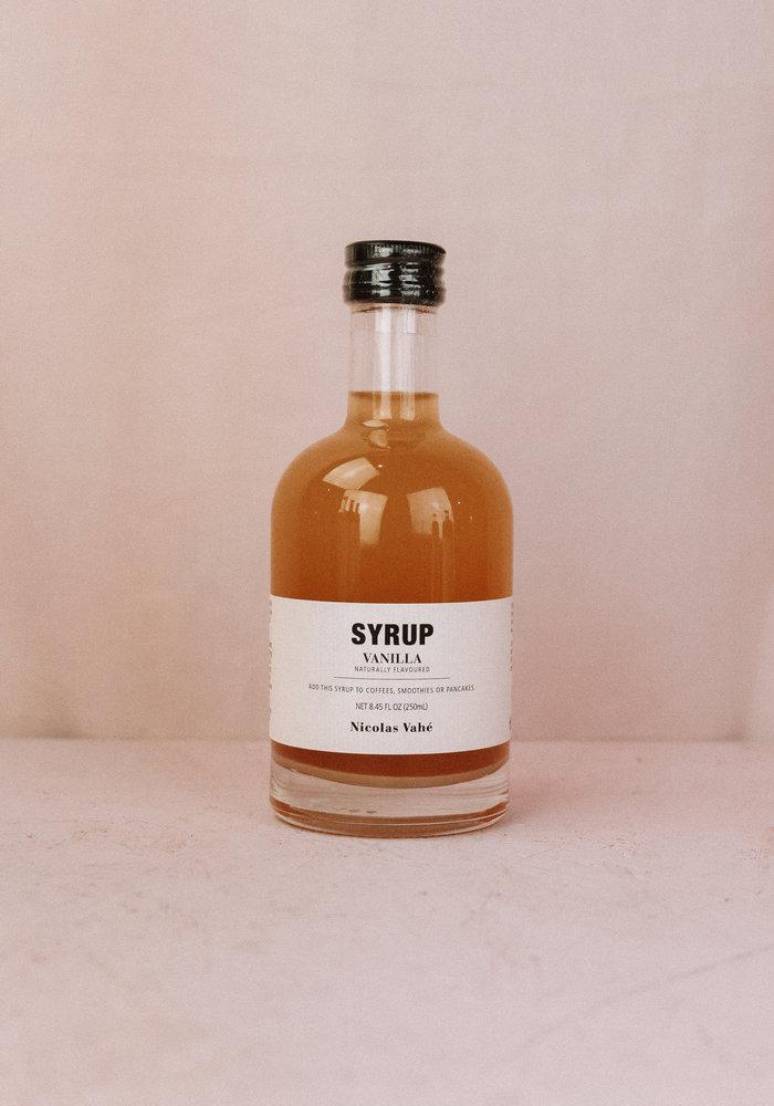 Nicolas Vahe - Syrup Vanilla