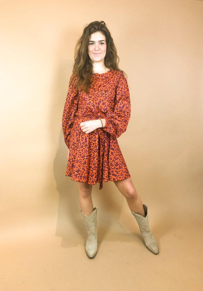 Harper and Yve - Mila Dress Orange