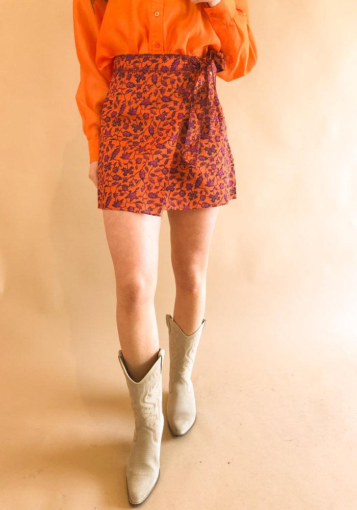 Harper and Yve - Mila Short Orange