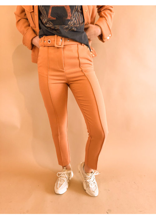 Harper & Yve Harper and Yve - Mae Pants Orange