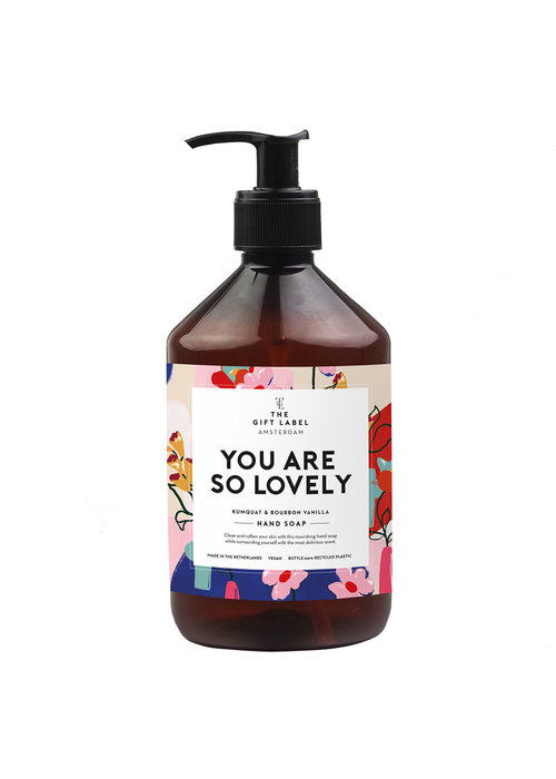 The Gift Label - Handsoap 500ml - You are so lovely