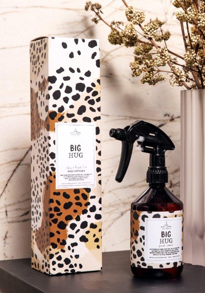 The Gift Label- Home spray 500ml - Big Hug