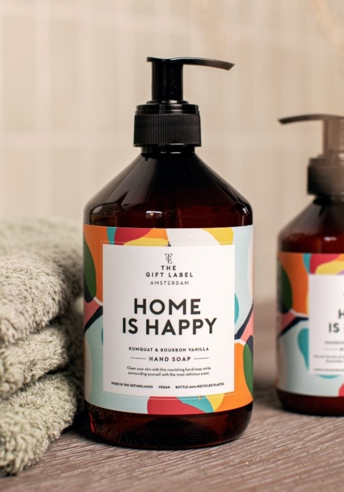 The Gift Label - Handsoap 500ml - Home is Happy