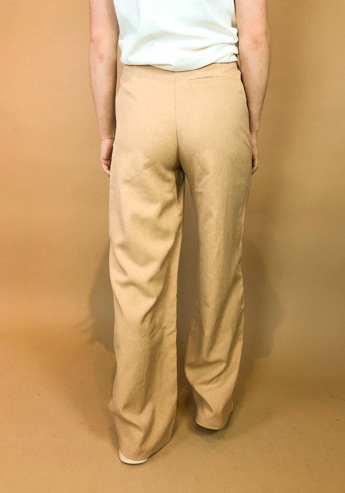 NAKD - Wide Suit Pants Sunset