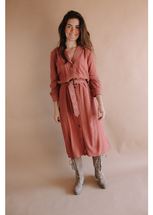 Harper & Yve Harper and Yve - Hayli Dress Soft Pink