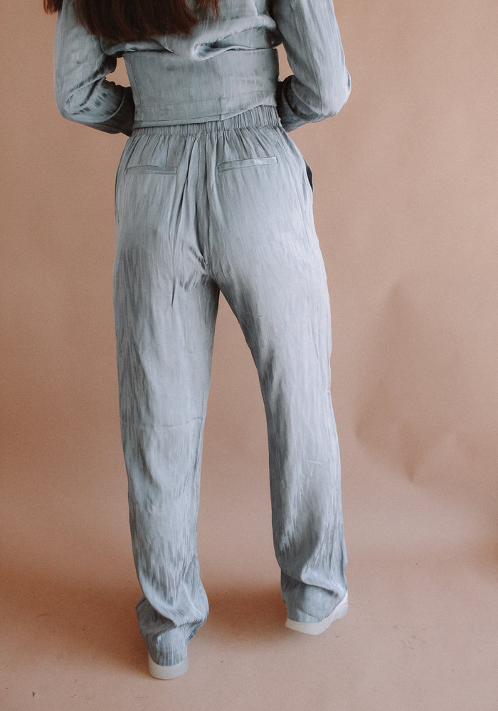 Freebird - Cloe Trouser Blue Grey